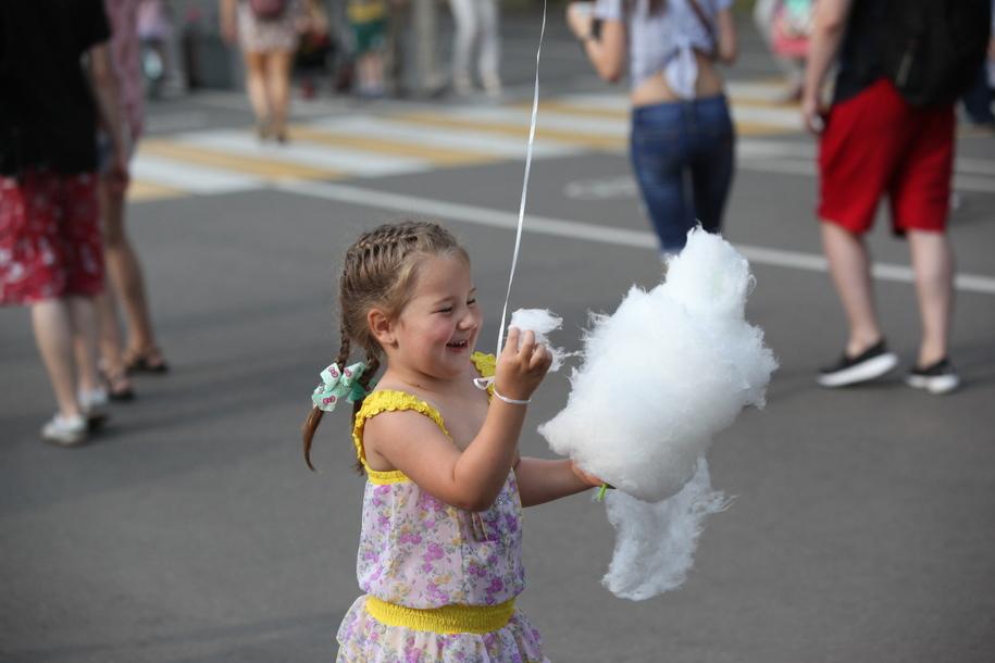 В Москве ожидается до 25 градусов тепла