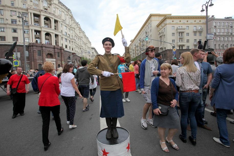 Москва 870: праздничные площадки на День города