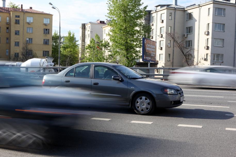 Из-за строительства КСЛ ограничат движение на Мичуринском проспекте