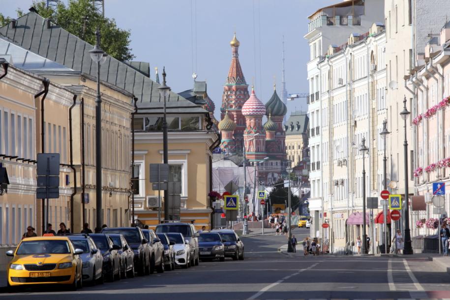 Доступ к парковке на Ильинке будет ограничен с 23 августа