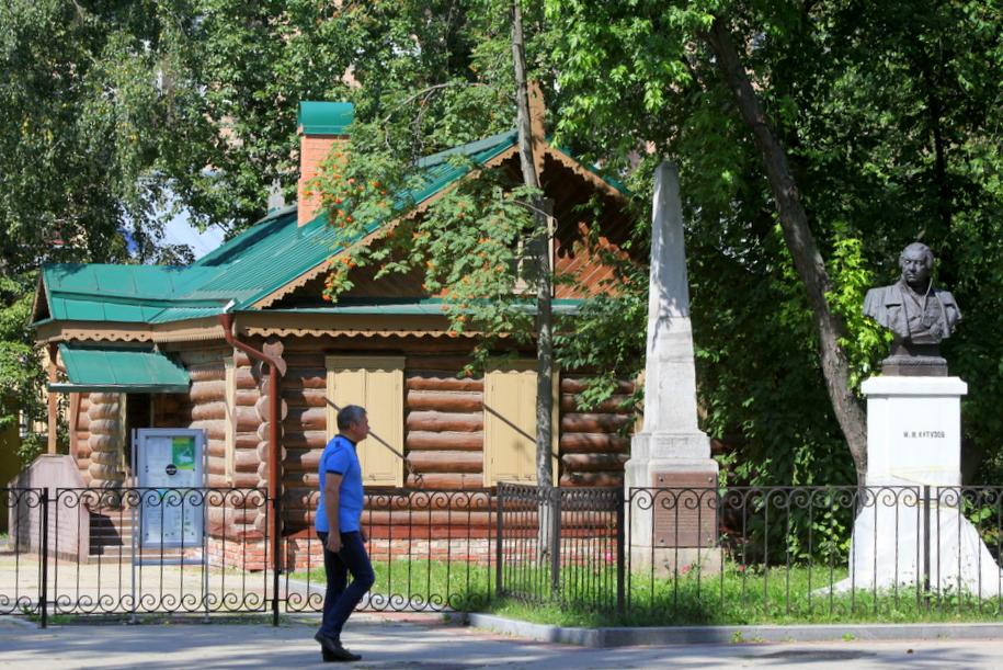 Совет в Филях: исторический район современной Москвы