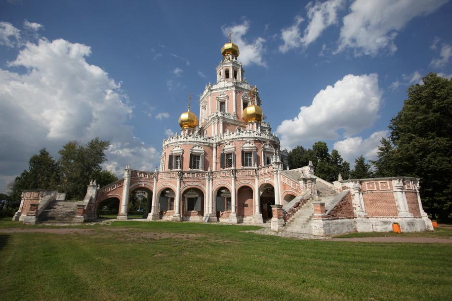 Церковь Покрова в Филях