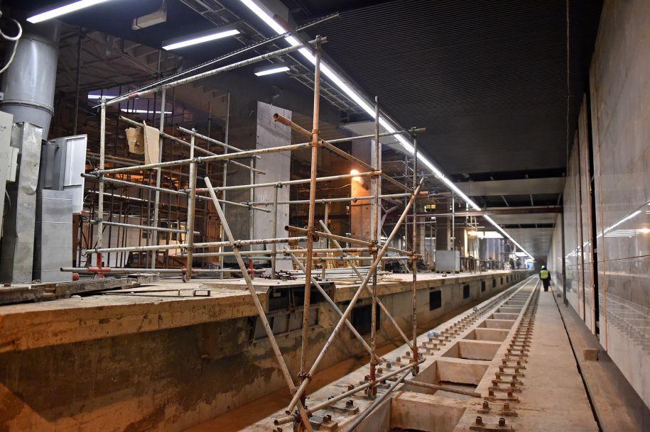 Третий контур метро