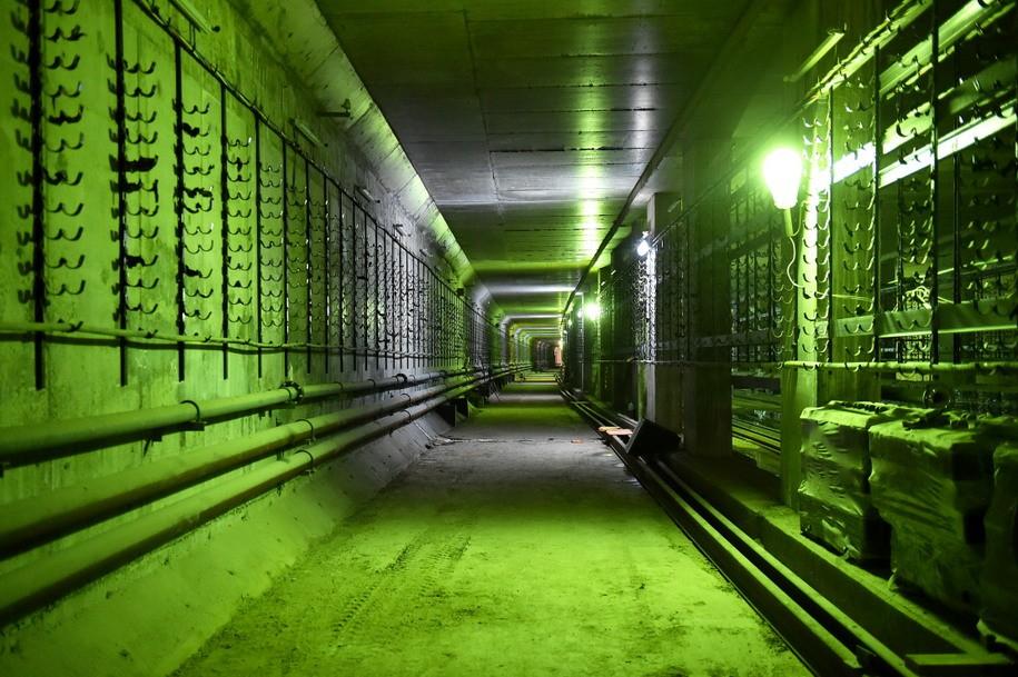 «Зеленая» ветка метро уходит на север