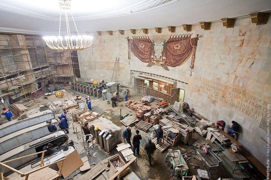 Историческая реконструкция: Площадь Революции (ФОТО)