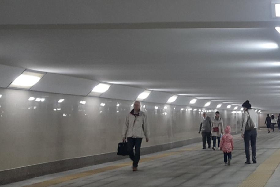 На Аминьевском шоссе появится три пешеходных перехода