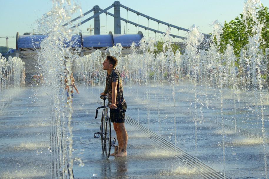 Лето в Москве начнется со следующей недели