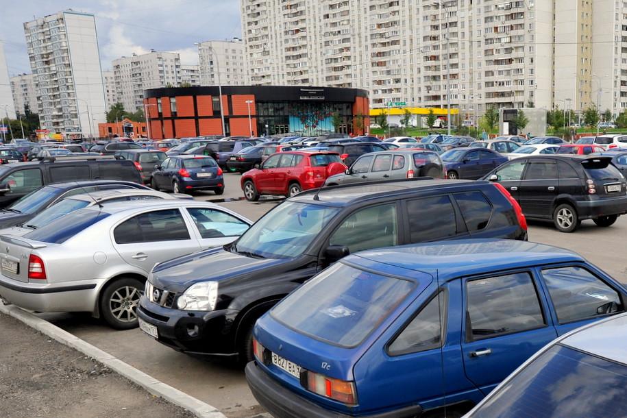 Новые перехватывающие парковки откроются к осени