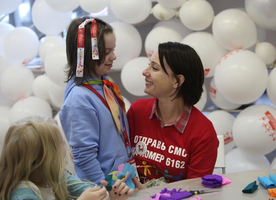 Актрича Чулпан Хаматова среди участников Игр победителей