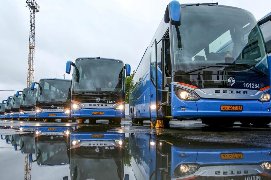 «Могортранс» закупит более тысячи новых автобусов