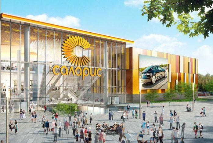 В Саларьево появится торговый комплекс