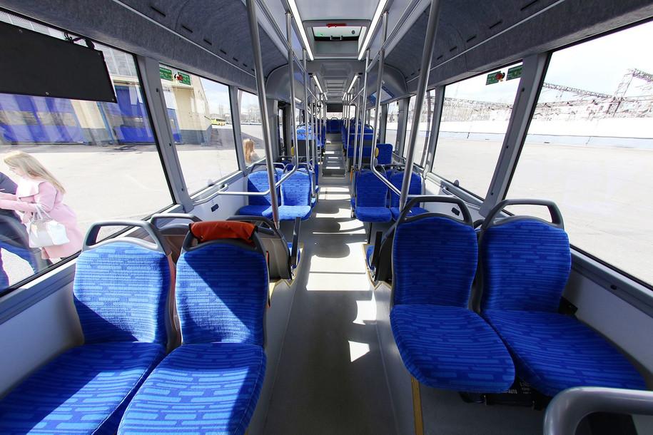 Москва готова к использованию электробусов