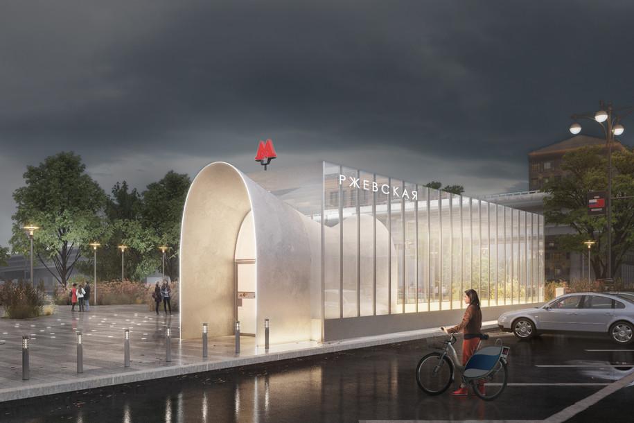 Станцию «Ржевская» откроют в 2019 году