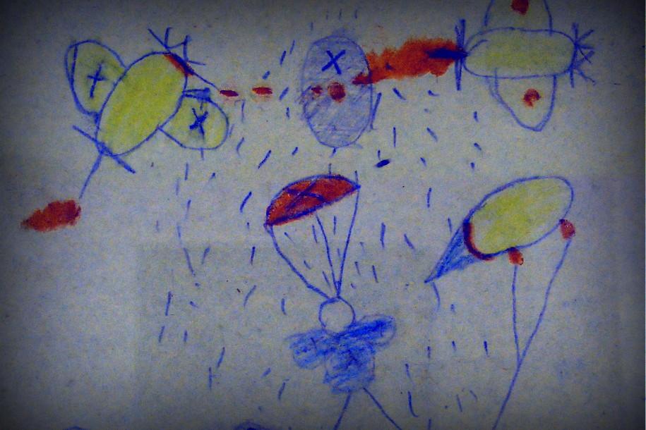 «Жила-была я…» Детские воспоминания о войне