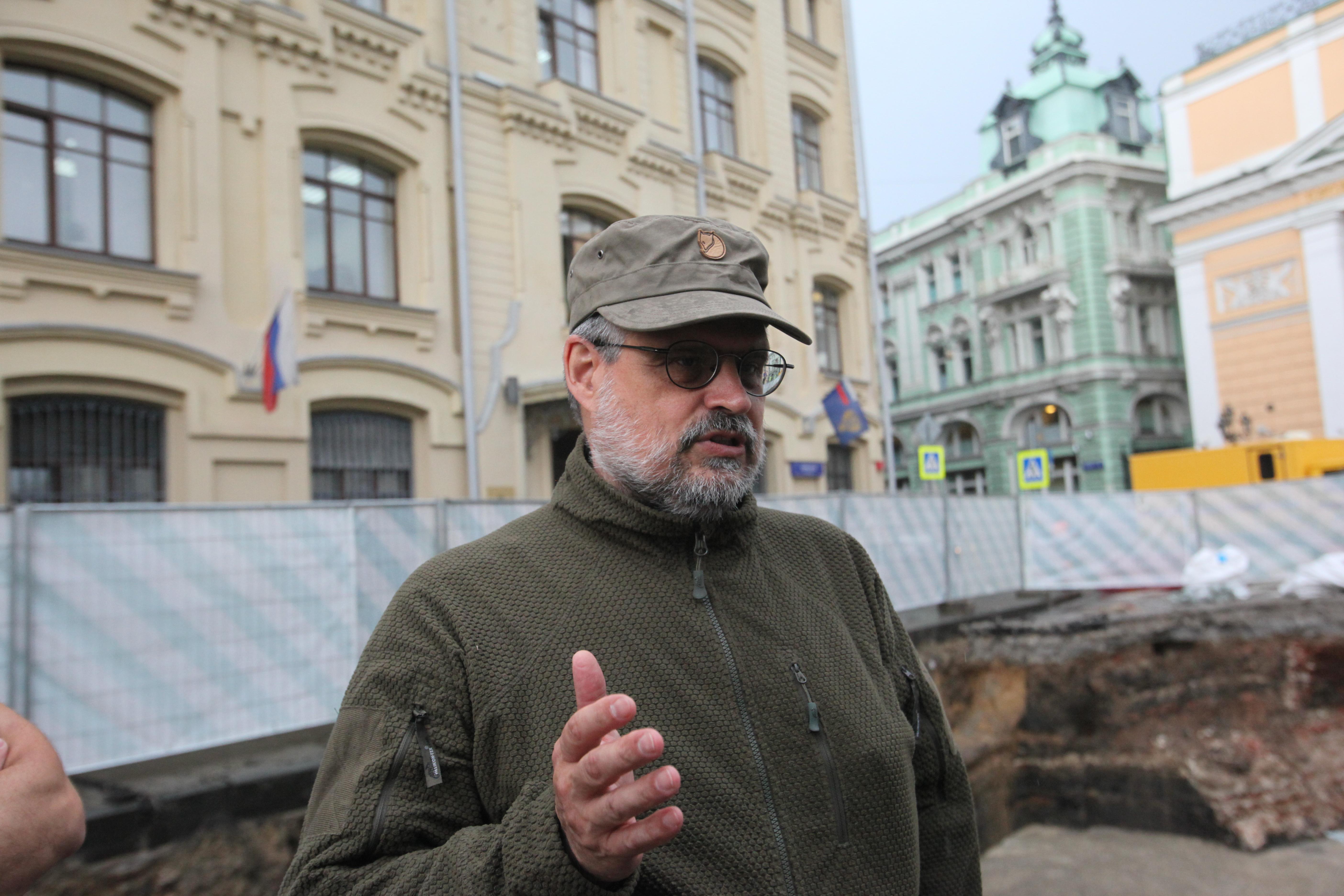 Специалист на Биржевой площади в Москве