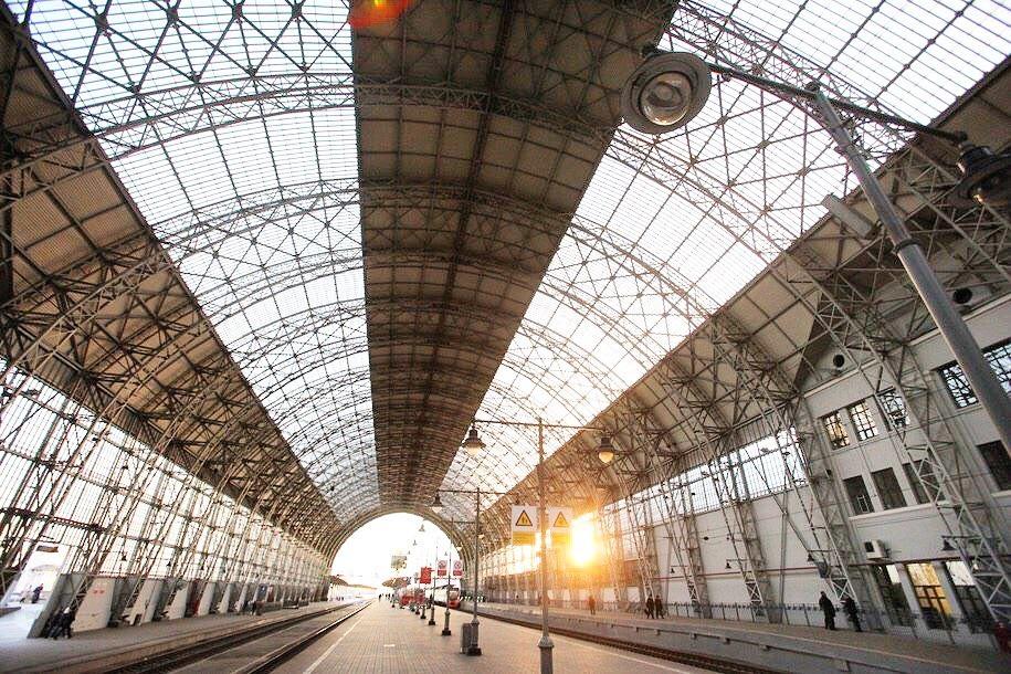 В Новой Москве построят два жд вокзала