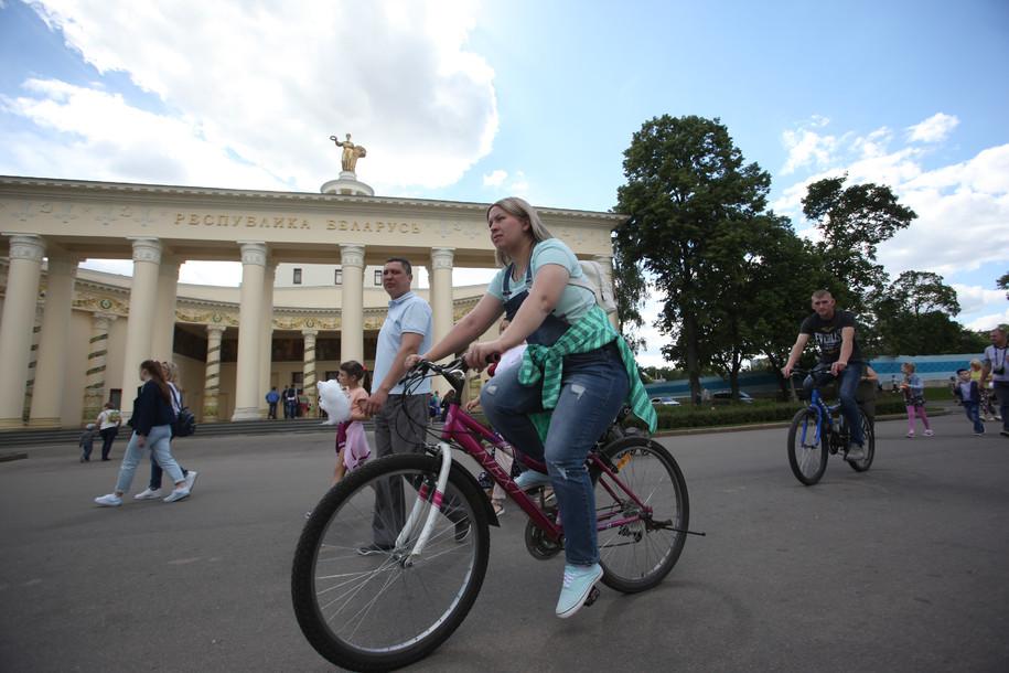 В Москве пройдет третий ночной велопарад