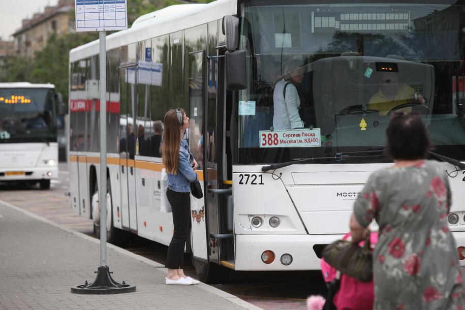 В автобусах дальнего следования появится Wi-Fi