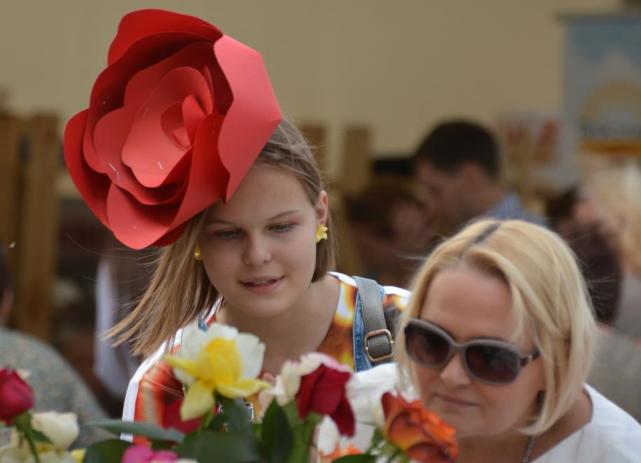 Во время открытия фестиваля в парке искусств Музеон