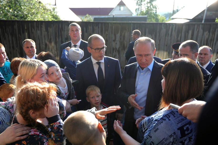 Президент подписал закон о реновации ветхого жилья