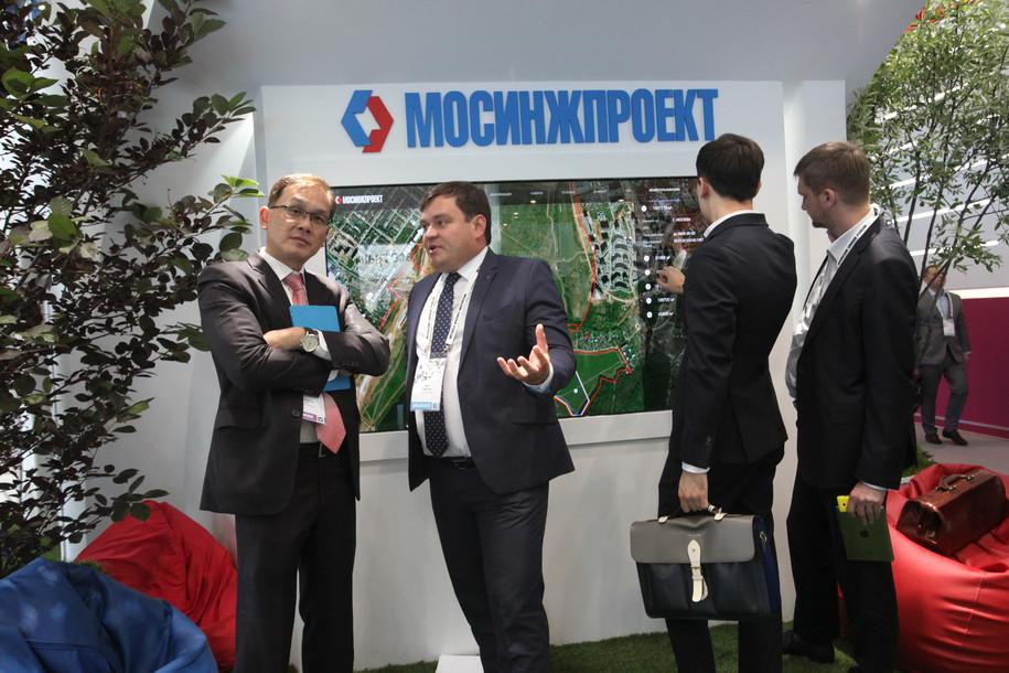 В первый день работы «МУФ-2017» посетили 6 тысяч человек