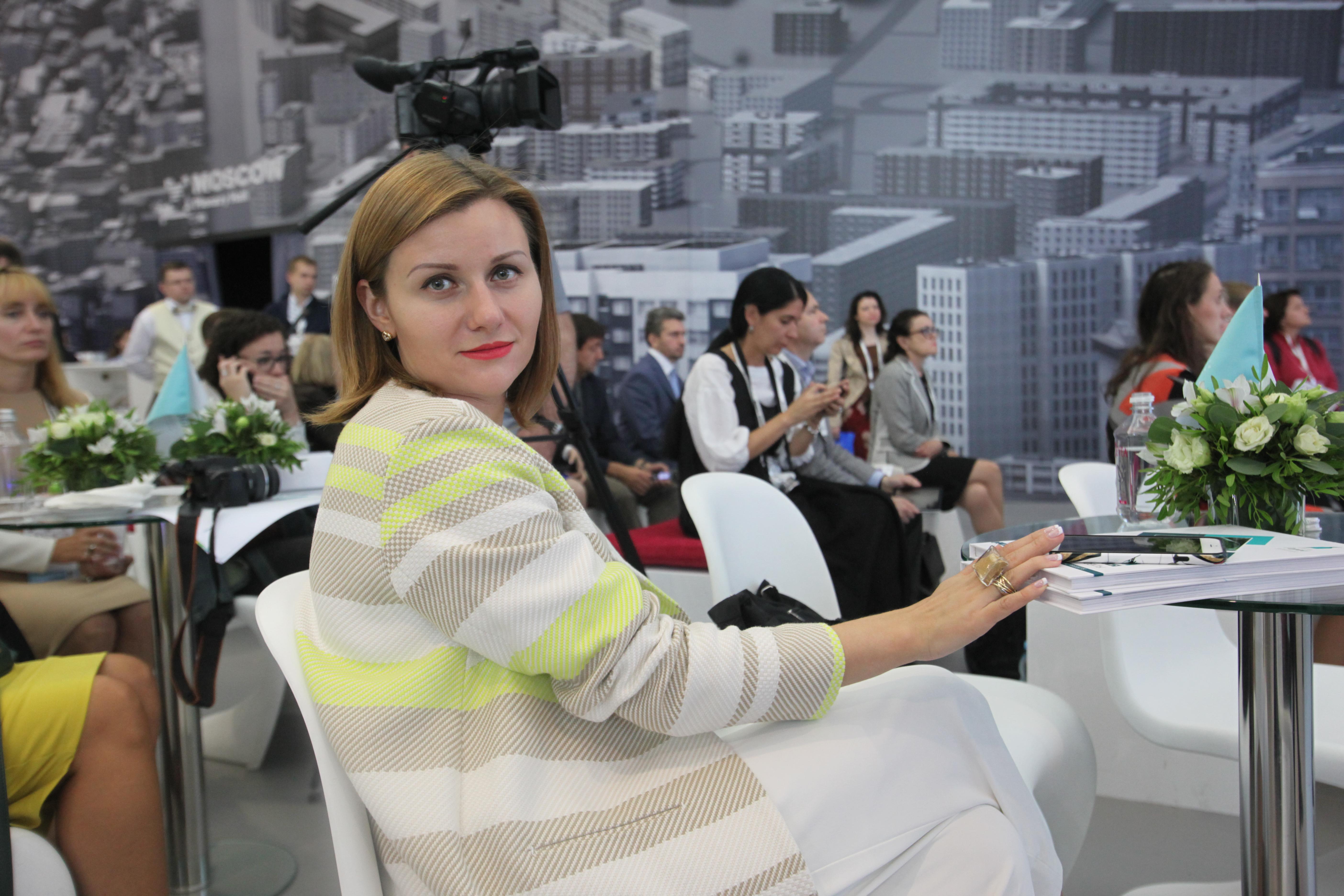 На Московском урбанистическом форуме