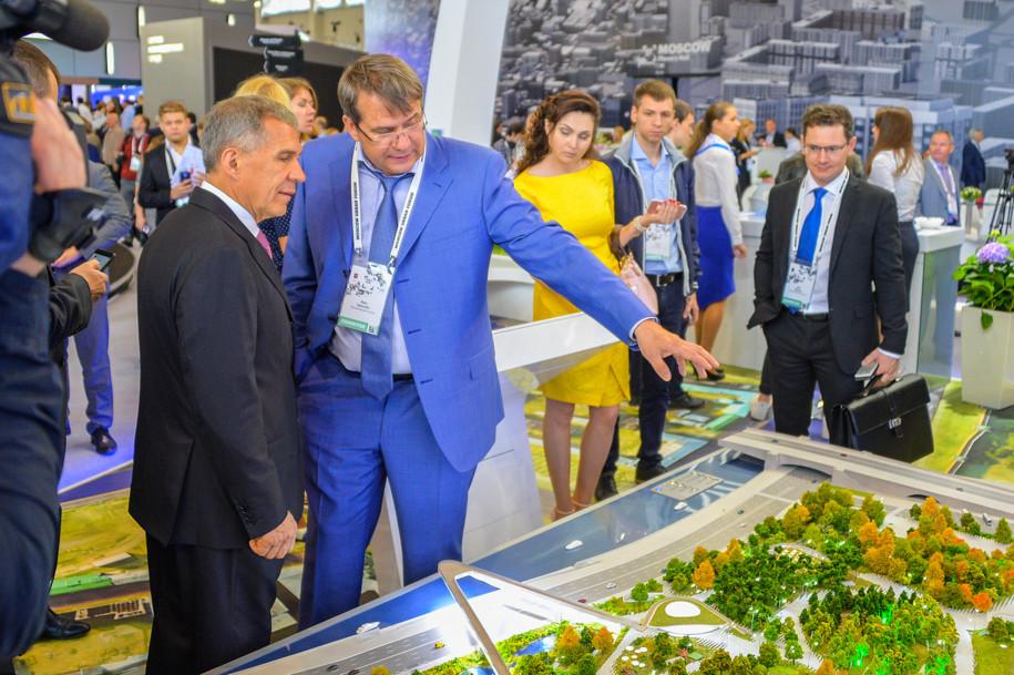 Чем удивит москвичей будущий парк «Зарядье»