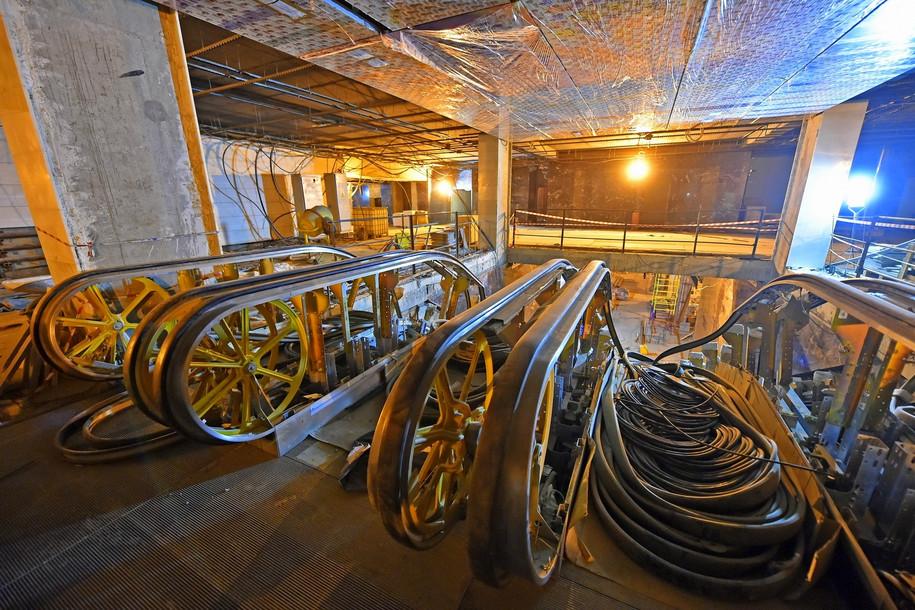Бесплатные экскурсии на строящиеся станции метро