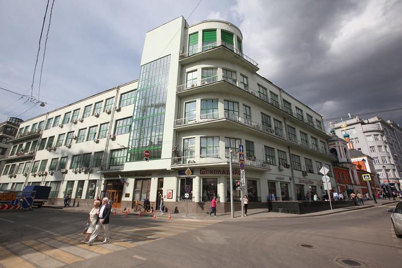 Здание бывшего ЦК ВЛКСМ признали историческим