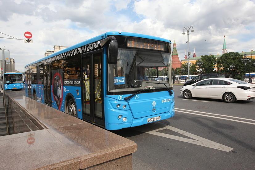 В Строгино заработает новая маршрутная сеть