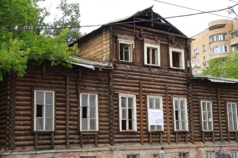 Уцелевший после пожара 1812 года дом отреставрируют