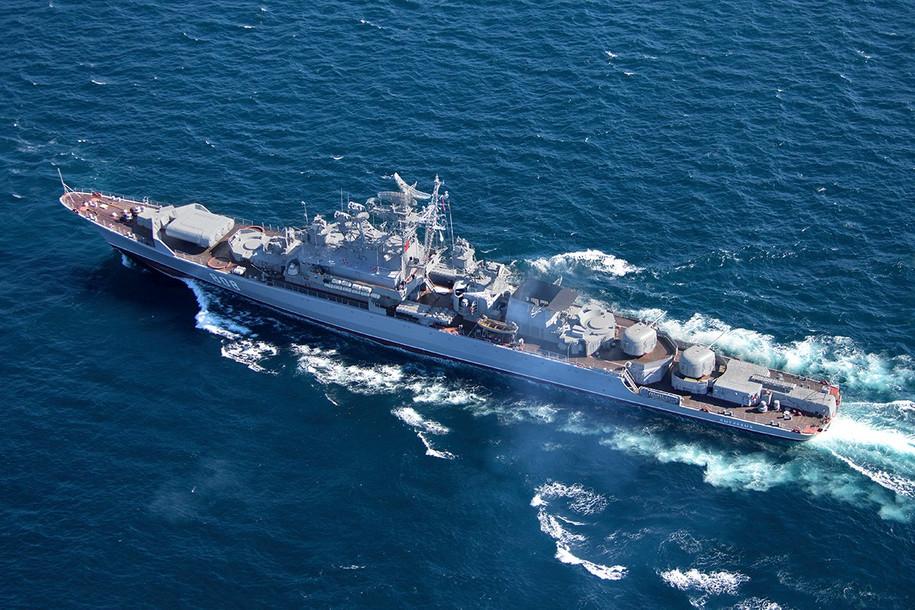 В День ВМФ проведут историческую реконструкцию
