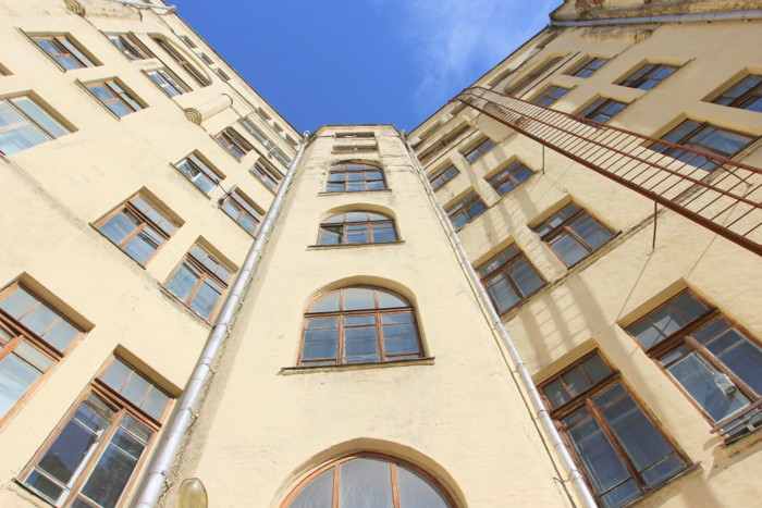 Дом акционерного общества «Феттер и Гинкель»