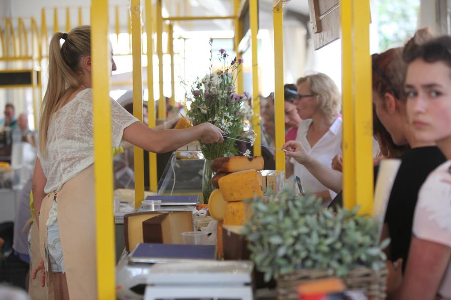 На ВДНХ прошел сырный фестиваль