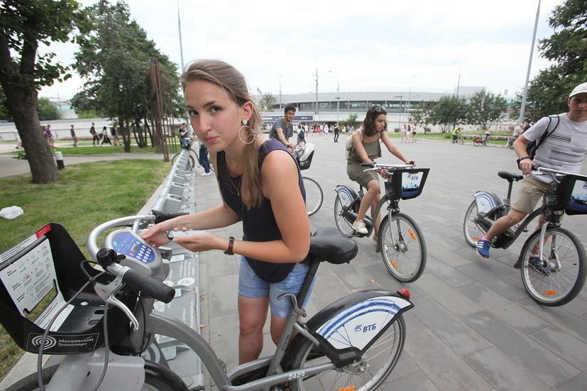 Москва готовится к осеннему велопараду