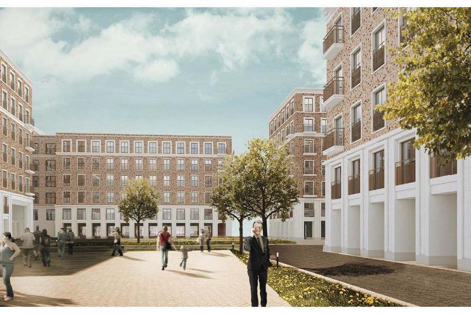 На Шлюзовой набережной появится жилой комплекс