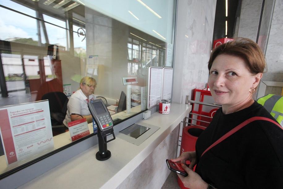 Пассажиры МЦК предпочитают безналичную оплату проезда