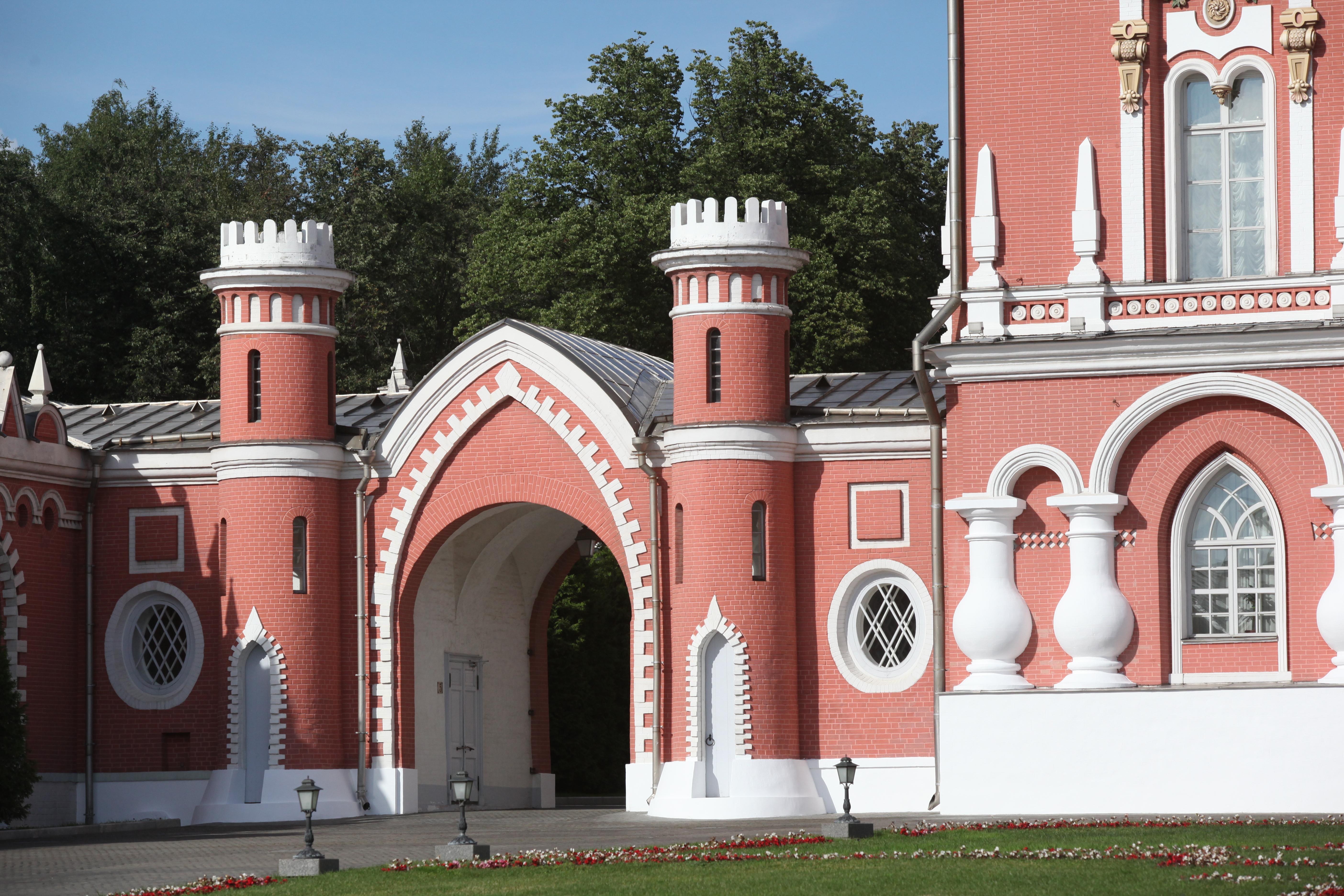 Петровский путевой дворец на Тверском тракте