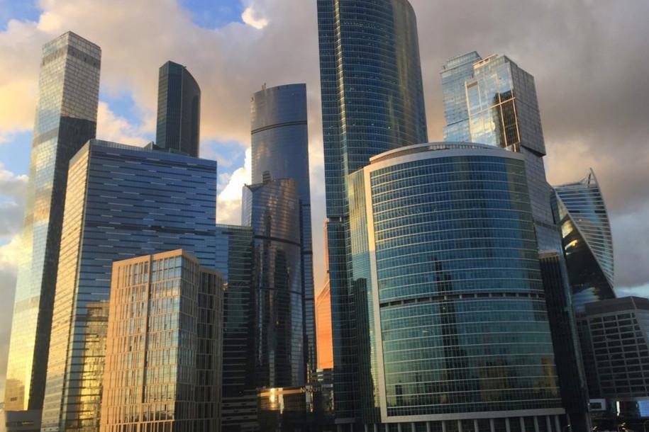 Новый небоскреб появится недалеко от Москва-Сити