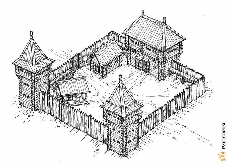 ВРЕМЕНА И ЭПОХИ: ПОГРАНИЧНАЯ БИТВА XVII ВЕКА