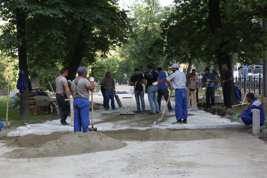 Ильинский сквер благоустроят ко Дню города