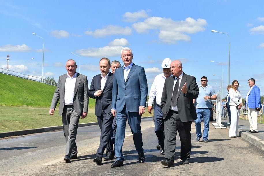 Открыто движение по новому путепроводу в Крекшино