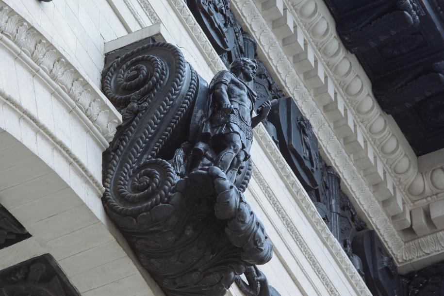 Триумфальная арка: от заставы до проспекта