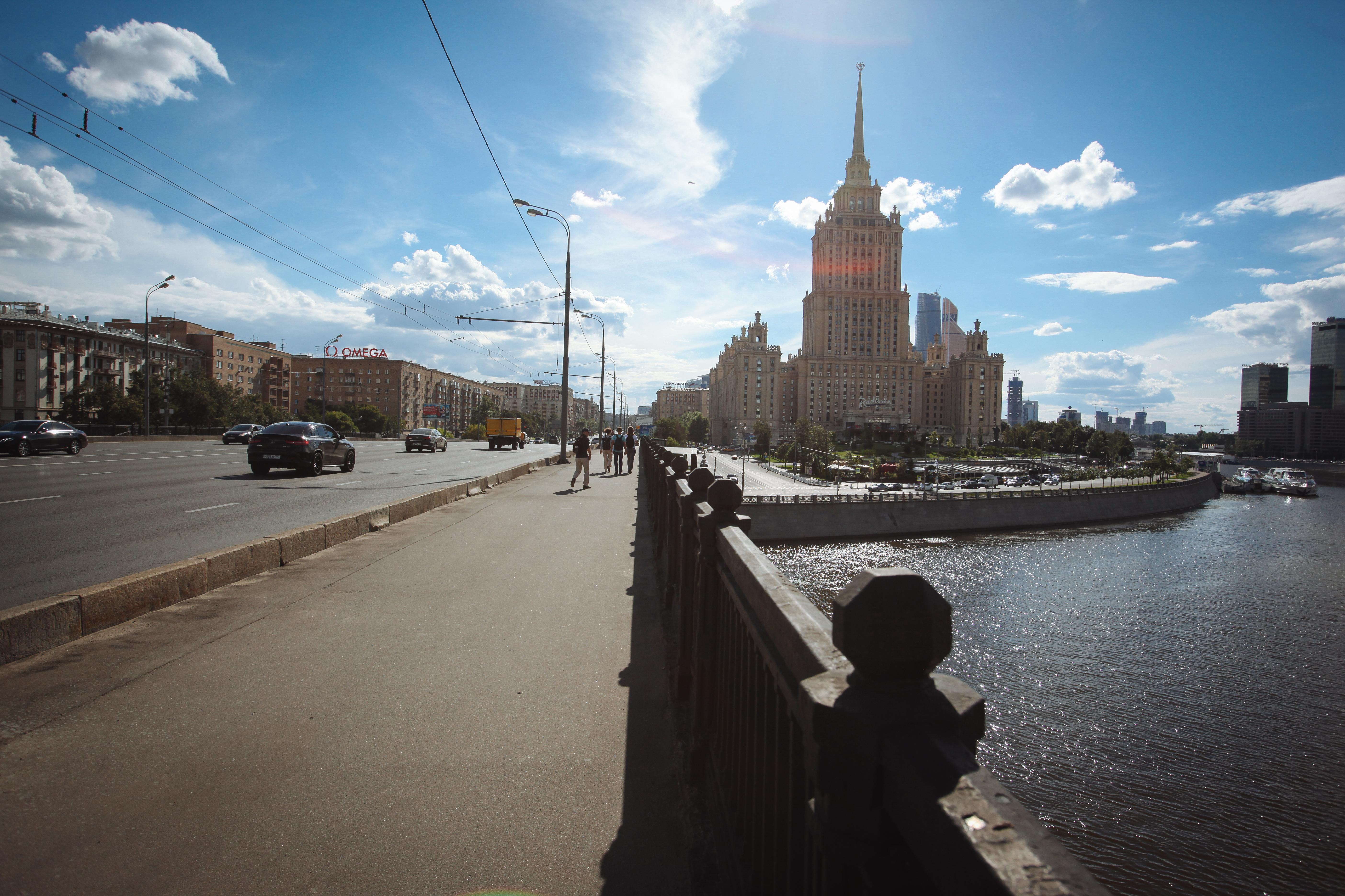 Гостиница Украина на Кутузовском проспекте