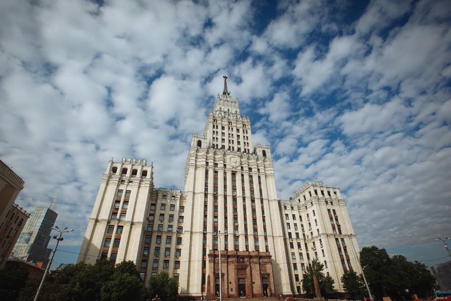 История семи высоток: «Сталинские тучерезы»