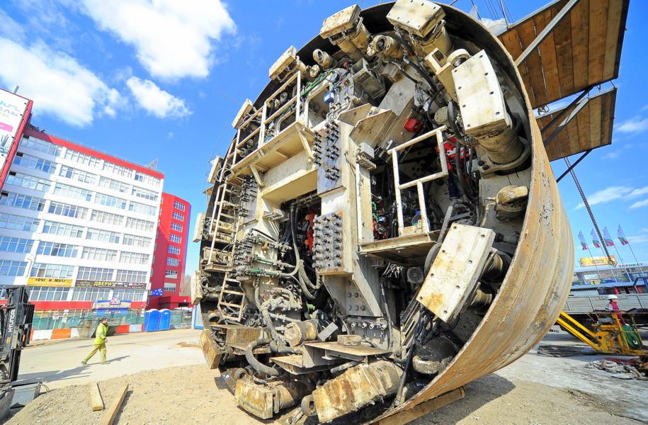 АО «Мосинжпроект» готовится к строительству метротоннеля