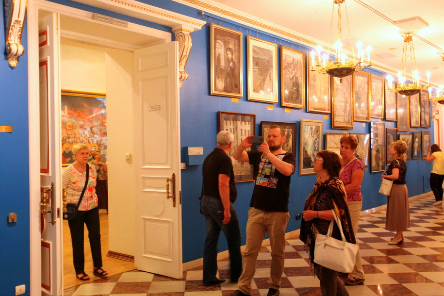 Бесплатный вход в музеи Москвы на День города