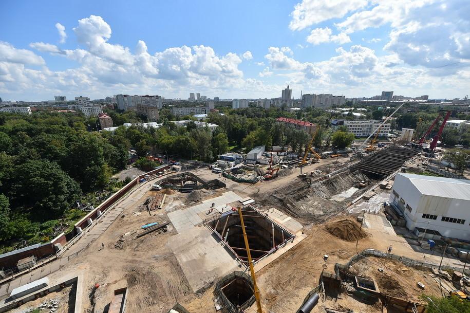 Завершено строительство перегонного тоннеля участка ТПК