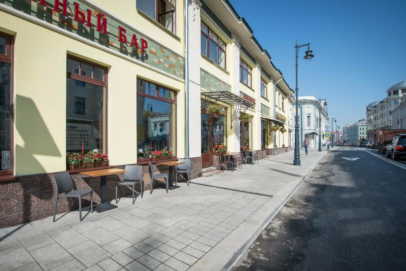Улица Сретинка после реконструкции