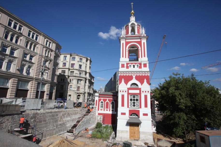 Главные находки археологов на территории парка «Зарядье»